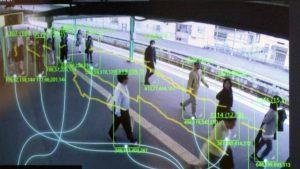 هوش مصنوعی دوربین مداربسته